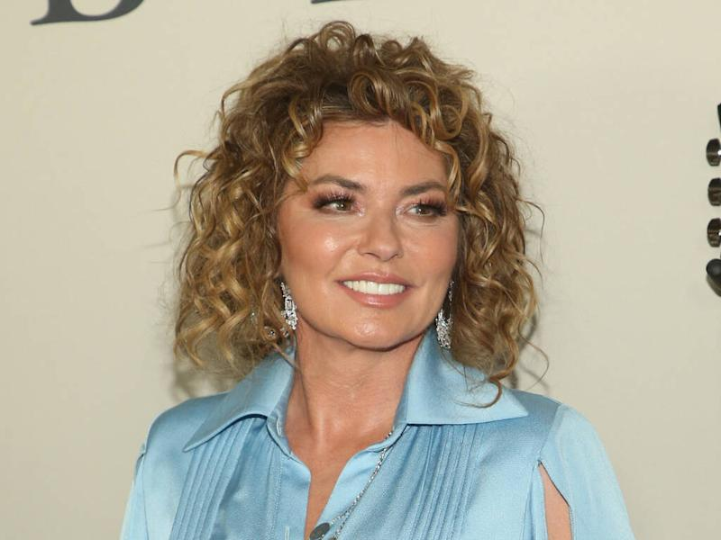 Shania Twain: 'Worrying about ageing is a waste of time'