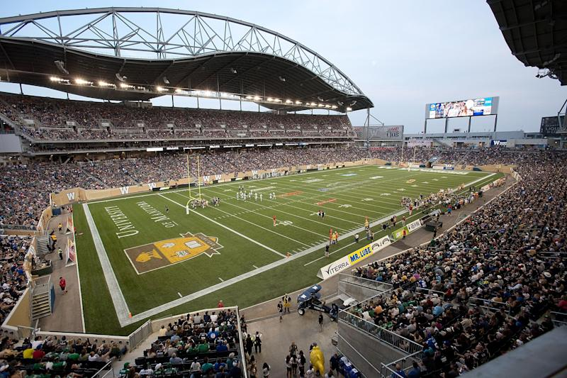 Winnipeg to host National Football League  pre-season game between Raiders and Packers