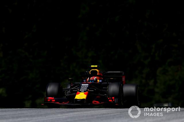 "Pierre Gasly, Red Bull Racing RB15 <span class=""copyright"">Zak Mauger / Motorsport Images</span>"