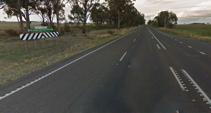 Newell Highway, about 25km north of Parkes