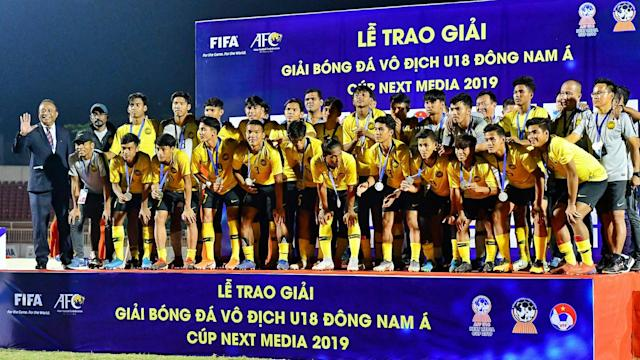 The goalkeeper's egregious mistake against Thailand in the AFF U-18 Championship group stage had almost cost Malaysia a spot in the knockout stage.