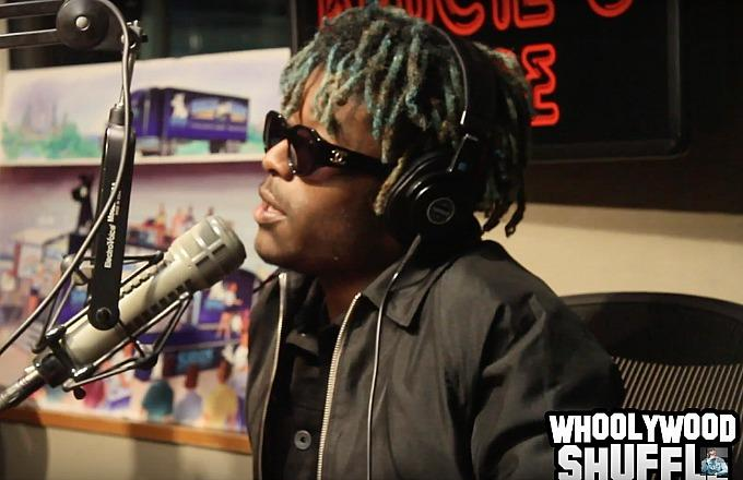 Lil Uzi Vert Says He's Been in the Studio With Kanye West