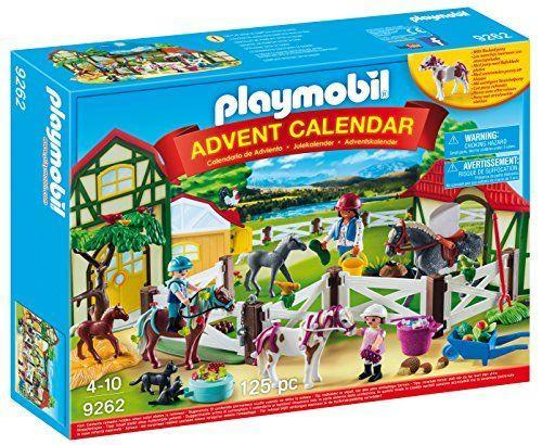 """<p><strong>PLAYMOBIL®</strong></p><p>amazon.com</p><p><strong>$24.99</strong></p><p><a href=""""https://www.amazon.com/dp/B06W5NBFQZ?tag=syn-yahoo-20&ascsubtag=%5Bartid%7C10050.g.24178219%5Bsrc%7Cyahoo-us"""" rel=""""nofollow noopener"""" target=""""_blank"""" data-ylk=""""slk:Shop Now"""" class=""""link rapid-noclick-resp"""">Shop Now</a></p><p>This PLAYMOBIL calendar is filled with toys that will be fun to play with for years to come!</p>"""