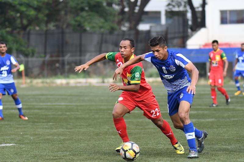 2nd Division I-League: Bengaluru FC 'B' miss chance to go top, Fateh Hyderabad pummel five