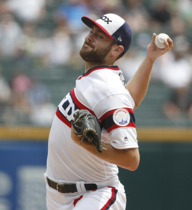 Giolito earns 11th victory as White Sox beat Twins 4-3