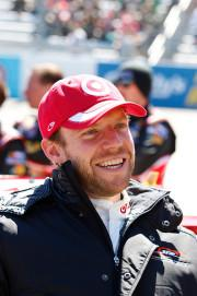 """<a class=""""link rapid-noclick-resp"""" href=""""https://www.rotoworld.com/auto-racing/nascar/player/48232/regan-smith"""" rel=""""nofollow noopener"""" target=""""_blank"""" data-ylk=""""slk:Regan Smith"""">Regan Smith</a> at Martinsville Speedway in 2015. (Photo by David J. Griffin/Icon Sportswire/Corbis/Icon Sportswire via Getty Images)"""