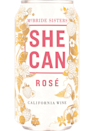 """<p><strong>McBride Sisters</strong></p><p>totalwine.com</p><p><strong>$6.99</strong></p><p><a href=""""https://go.redirectingat.com?id=74968X1596630&url=https%3A%2F%2Fwww.totalwine.com%2Fwine%2Frose-blush-wine%2Frose-blend%2Fmcbride-sisters-she-can-rose%2Fp%2F232999375&sref=https%3A%2F%2Fwww.townandcountrymag.com%2Fleisure%2Fdrinks%2Fg28039961%2Fbest-canned-wine%2F"""" rel=""""nofollow noopener"""" target=""""_blank"""" data-ylk=""""slk:Shop Now"""" class=""""link rapid-noclick-resp"""">Shop Now</a></p><p>McBride Sisters not only holds the distinction of being the country's largest Black-owned winery, it also makes some of the tastiest on-the-go wines—which also happen to pay homage to the powerful single moms in their lives. The perfect thing to raise a toast to your ladies with. </p>"""