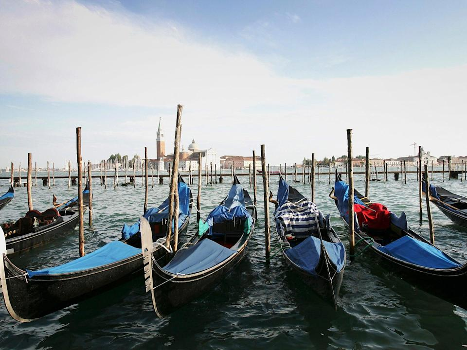 A trip to Venice seems out of reach (Getty)