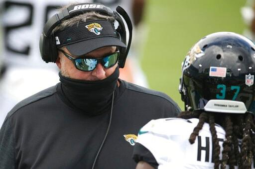 Jags Hope To End Music City Skid With 'Whole Different Team'