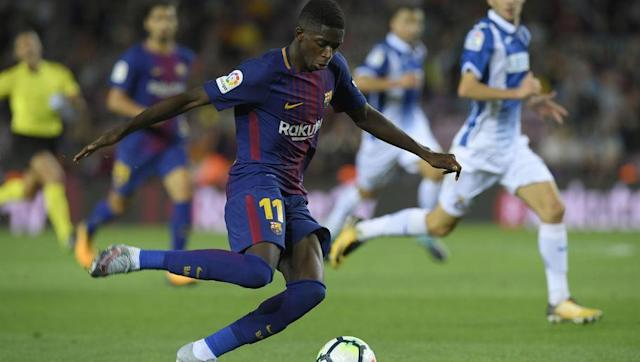 <p><strong>Club: Barcelona</strong></p> <p><strong>Value: £106.4m</strong></p> <br><p>His value understandably dropped since the start of the season, as a result of a long-term injury sustained just weeks into his Barcelona career, but the Neymar-replacement remains one of the brightest young talents in Europe.</p> <br>