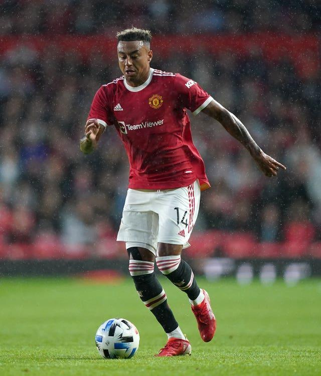Manchester United's Jesse Lingard will have a role to play this season