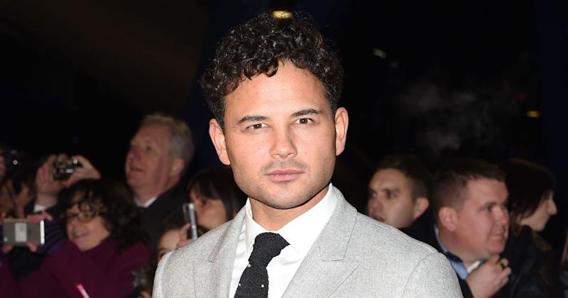 Ryan Thomas is at the top of I'm A Celebrity bosses' wishlist to enter the jungle this year (Copyright: Jonathan Hordle/REX/Shutterstock)