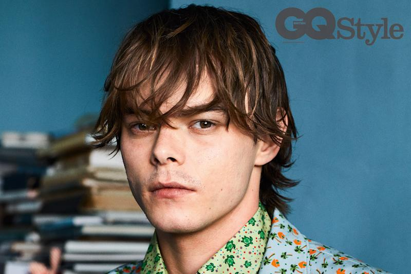 In the spotlight: Charlie Heaton: Paul Wetherell