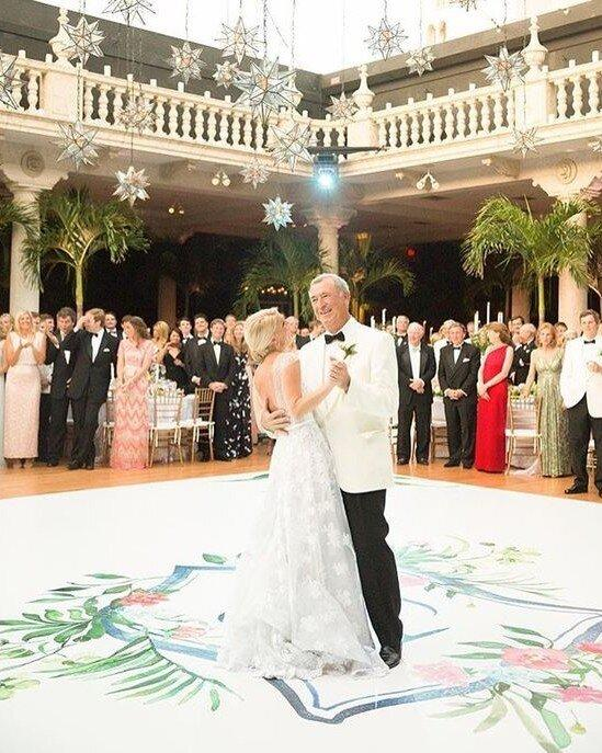 How Much Does a Wedding Dance Floor Rental Typically Cost?