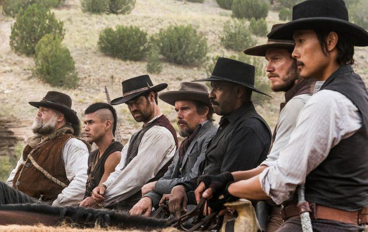 The Magnificent Seven - Credit: Sony Pictures
