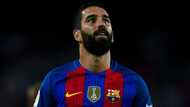 The Turkish midfielder's groin injury means he will be sidelined for three weeks at what is a crucial time in the Catalan club's battle for titles