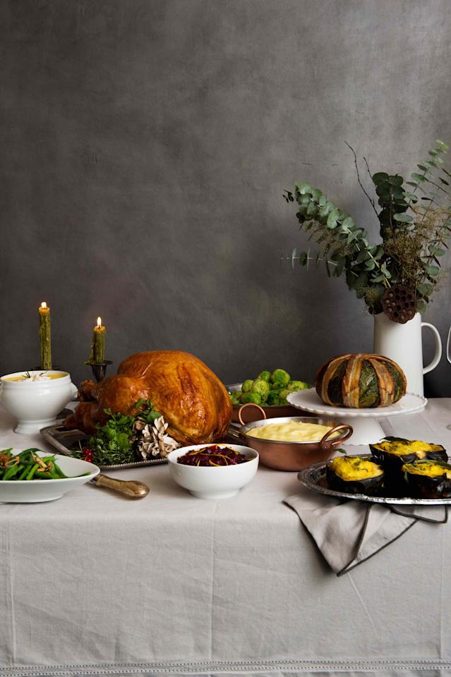 14 nyc restaurants open for thanksgiving for Restaurants serving thanksgiving dinner 2017 near me