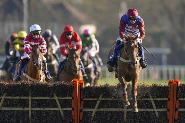 Kempton Park Racecourse – Close Brothers Chase Day – Saturday February 27th