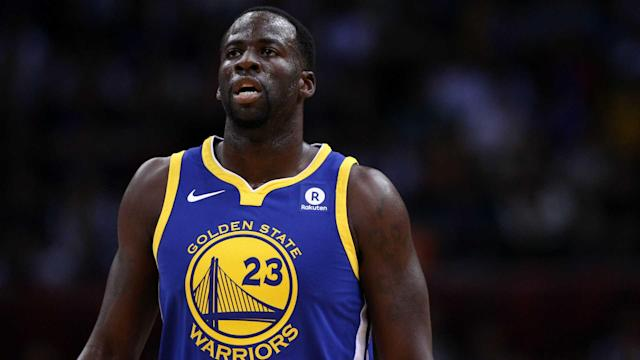 The Warriors suffered a heavy postseason defeat to the Rockets, but Draymond Green feels it will bring out the best in his side.