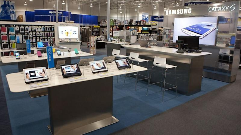 Bring Any Working Cellphone to Best Buy, Get a Free Samsung Galaxy S3
