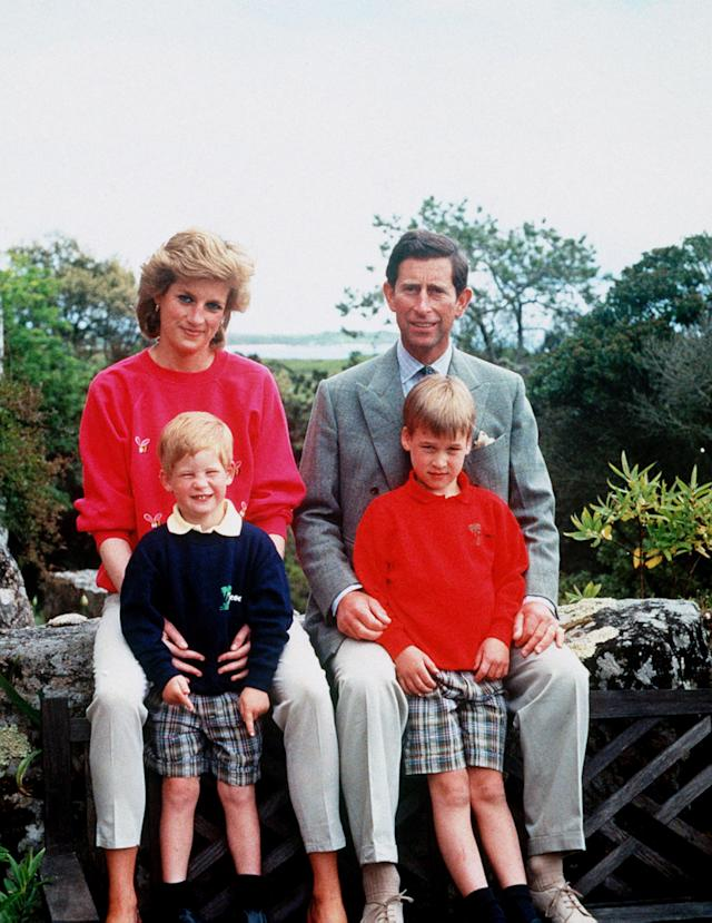 If Charles had his way, William and Harry would be Arthur and Albert. (Photo: PA)
