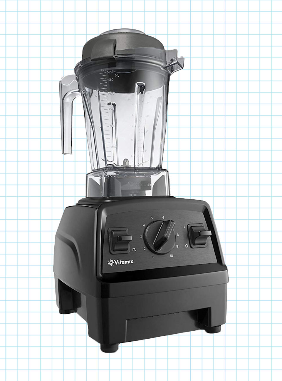 "<p><strong>Vitamix</strong></p><p>amazon.com</p><p><strong>349.95</strong></p><p><a href=""https://www.amazon.com/dp/B0758JHZM3?tag=syn-yahoo-20&ascsubtag=%5Bartid%7C10055.g.4864%5Bsrc%7Cyahoo-us"" rel=""nofollow noopener"" target=""_blank"" data-ylk=""slk:Shop Now"" class=""link rapid-noclick-resp"">Shop Now</a></p><p>It's a cult fave for a reason: Short of cleaning your kitchen there's nothing the showpiece Vitamix can't do. With pro-quality precision and control, it can make everything from perfectly smooth nut butters to hearty soups and more. The <strong>ultra powerful motor has 10 variable speed settings </strong>and its heavy duty base won't easily move on the counter when in use. </p><p>The controls are intuitive and fuss-free and this machine excelled in every one of our Kitchen Appliances Lab tests, easily grinding coffee beans and whirling up milkshakes and margs in seconds. It's an investment, but you won't find a better-performing more durable pick at a fraction of the cost of other Vitamix models. </p><p><strong>Cons</strong>: Its only limitations are the steep price tag and the container is on the small side at just six cups.</p>"