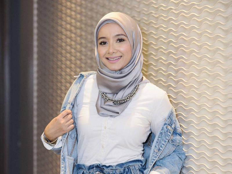 "Abby Nadzri is ready to accept more roles after starring in ""Busut Bonang""."