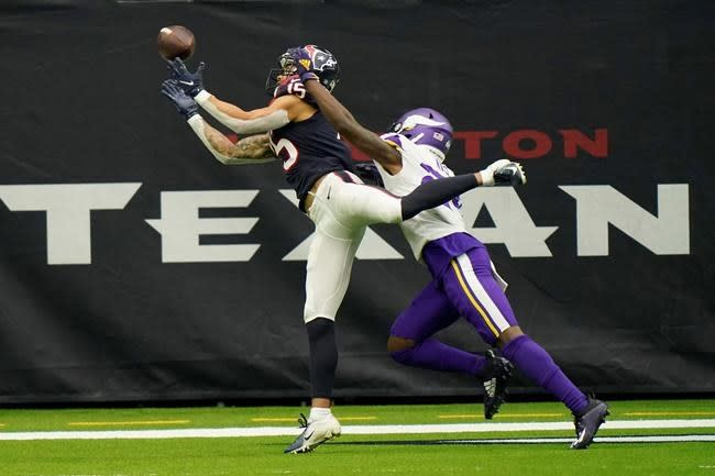 Justin time: Vikings have full trust in rookie WR Jefferson