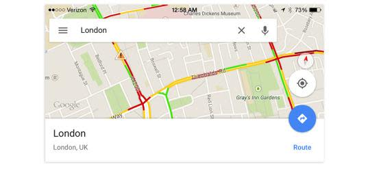 how to get driving distance google maps api