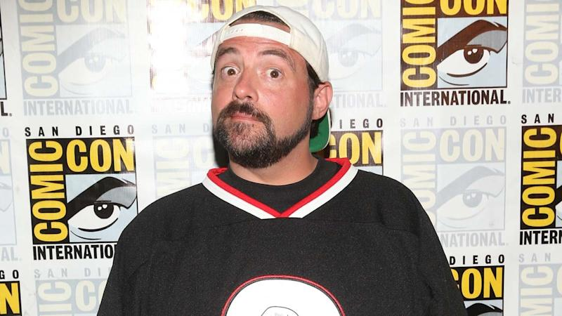 Kevin Smith doing 'better than ever' after heart attack, says daughter