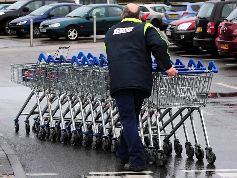 Many Tesco staff now fear for their futures. Rui Vieira/PA Wire