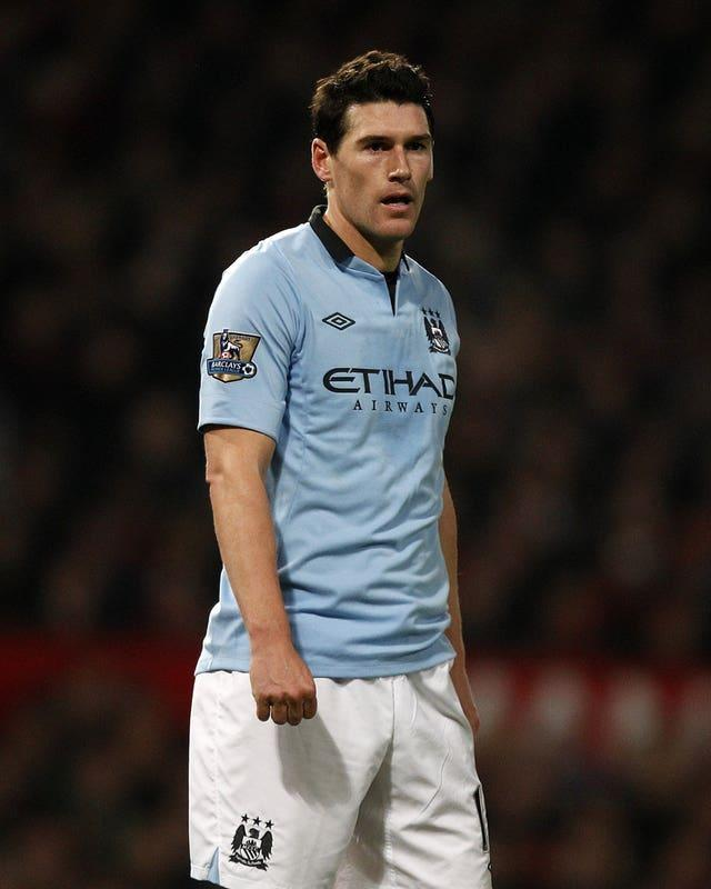 Reliable midfielder Gareth Barry played on until the age of 39
