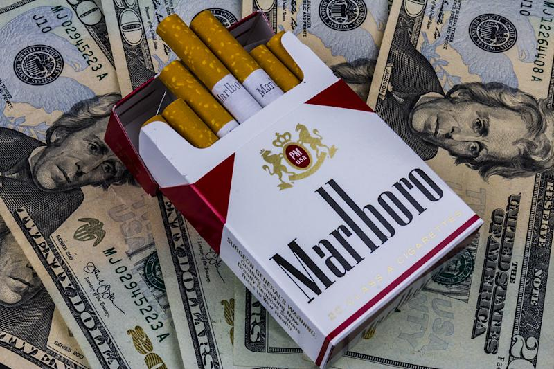 Philip Morris Beats, Tightens Guidance: Staple ETFs in Focus