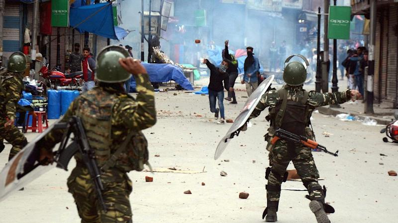 Government Rules Out Talks With Separatists in Jammu and Kashmir