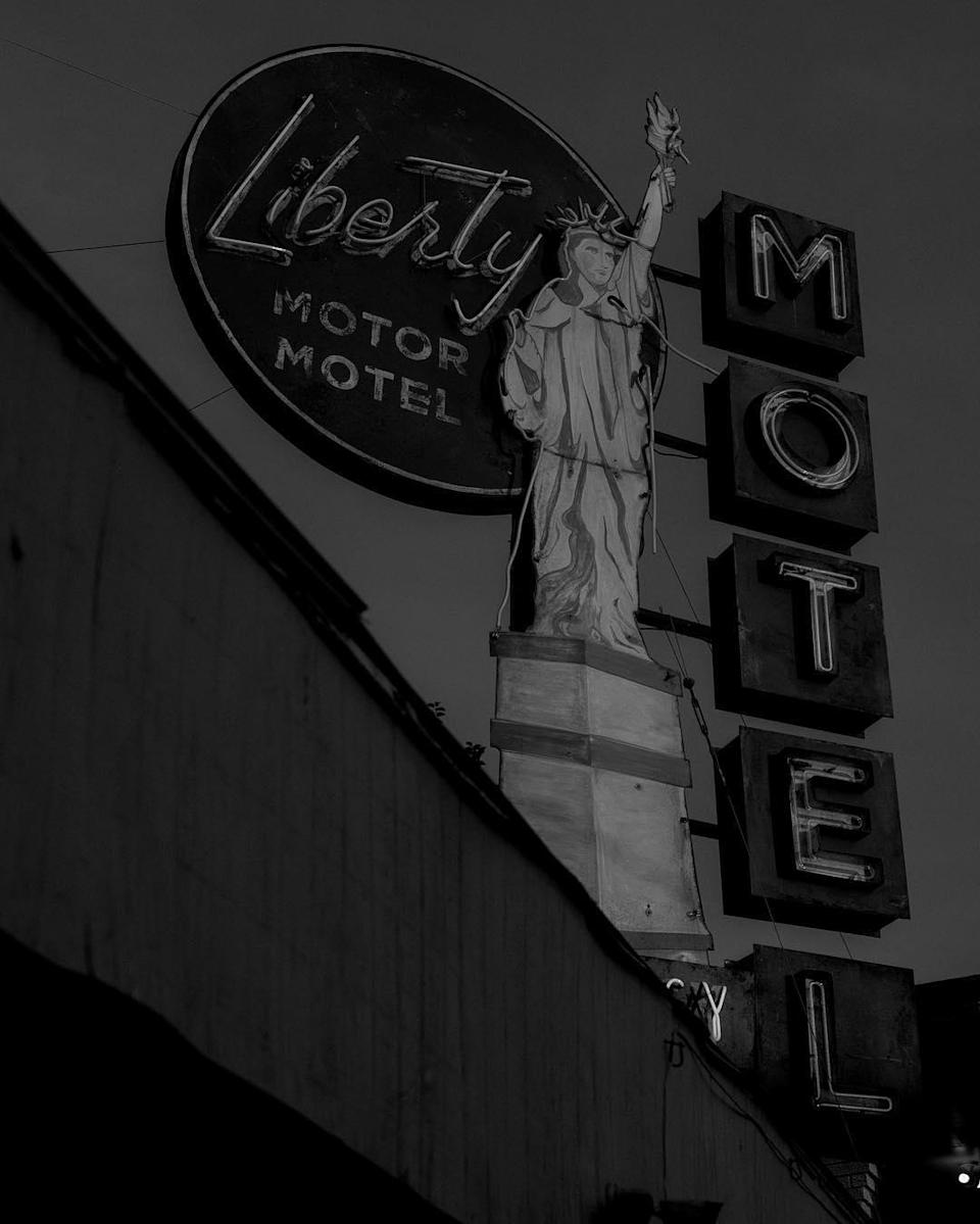 """<p>No clues yet as to the role this Motor Motel will play in 'Logan,' but it gets across the gone-to-seed nature of the world Wolverine now inhabits. (Photo: <a rel=""""nofollow noopener"""" href=""""https://www.instagram.com/p/BM4Dyjcj0y7"""" target=""""_blank"""" data-ylk=""""slk:@wponx/Instagram)"""" class=""""link rapid-noclick-resp"""">@wponx/Instagram)</a> </p>  <p>In the Still of the Night</p><p> This moody black-and-white nighttime shot features Jackman's hero, alone, in the aftermath of a kill, giving its caption, 'Silence,' a double meaning. (Photo: <a rel=""""nofollow noopener"""" href=""""https://www.instagram.com/p/BM4Dyjcj0y7"""" target=""""_blank"""" data-ylk=""""slk:@wponx/Instagram"""" class=""""link rapid-noclick-resp"""">@wponx/Instagram</a>) </p>  <p>Choose Your 'Weapon'</p><p> Did you think Wolverine was going to restrict himself to just his adamantium claws in combat? Seems a steel rod of some sort may also come in handy as a tool of anti-Reaver destruction. (Photo: <a rel=""""nofollow noopener"""" href=""""https://www.instagram.com/p/BM4Dyjcj0y7"""" target=""""_blank"""" data-ylk=""""slk:@wponx/Instagram)"""" class=""""link rapid-noclick-resp"""">@wponx/Instagram)</a> </p>  <p> In this storyboard of Wolverine eyeing a motel from a distance, artist Gabriel Hardman captures the bleak, borderline-noir atmosphere sought by director James Mangold. (Photo:<a rel=""""nofollow noopener"""" href=""""https://twitter.com/mang0ld"""" target=""""_blank"""" data-ylk=""""slk:mang0ld/Twitter)"""" class=""""link rapid-noclick-resp""""> mang0ld/Twitter)</a> </p>  <p> Lest anyone think Hugh Jackman's post-apocalyptic Wolverine wasn't going to be a killing machine anymore, this low-angled storyboard image by Gabriel Hardman confirms he'll be engaged in plenty of adamantium-clawed action. (Photo: <a rel=""""nofollow noopener"""" href=""""https://twitter.com/mang0ld"""" target=""""_blank"""" data-ylk=""""slk:mang0ld/Twitter)"""" class=""""link rapid-noclick-resp"""">mang0ld/Twitter)</a> </p>  <p> Director James Mangold shared this black-and-white snapshot of the plains set beneath an imposing sky, captioned """"Ope"""