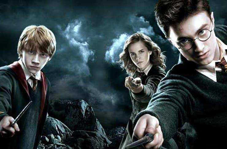 Harry Potter (Credit: Warner Bros)