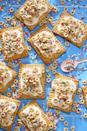 """<p>Think of this as a classic breakfast treat, but with some serious homemade-style upgrades. <br></p><p><strong><a href=""""https://www.countryliving.com/food-drinks/recipes/a46339/honey-nut-cheerio-turnovers-recipe/"""" rel=""""nofollow noopener"""" target=""""_blank"""" data-ylk=""""slk:Get the recipe"""" class=""""link rapid-noclick-resp"""">Get the recipe</a>.</strong> </p>"""