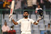 <p>Virat Kohli put behind his horrible previous tour of England with a stupendous performance in 2018. With over 500 runs already, he has been, by a distance, the best batsman in the series. </p>