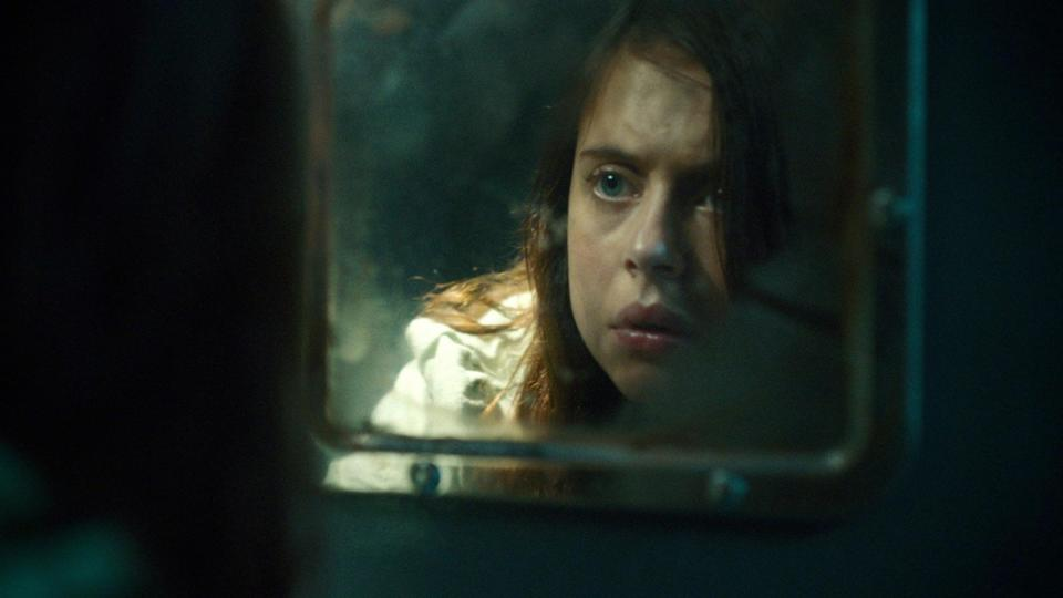 """<p><strong>What to expect:</strong> In the horror fantasy <strong>Wildling</strong>, a young girl escapes confinement under a man claiming to be her protector against the child-eating Wildling. Once in the outside world, she uncovers the terrifying truth.</p> <p> <strong>Notable gore: </strong>Blood splatters, death, monsters, shootings, and much more. </p> <p><a href=""""http://www.netflix.com/title/80244532"""" class=""""link rapid-noclick-resp"""" rel=""""nofollow noopener"""" target=""""_blank"""" data-ylk=""""slk:Watch Wildling on Netflix."""">Watch <strong>Wildling </strong>on Netflix.</a></p>"""
