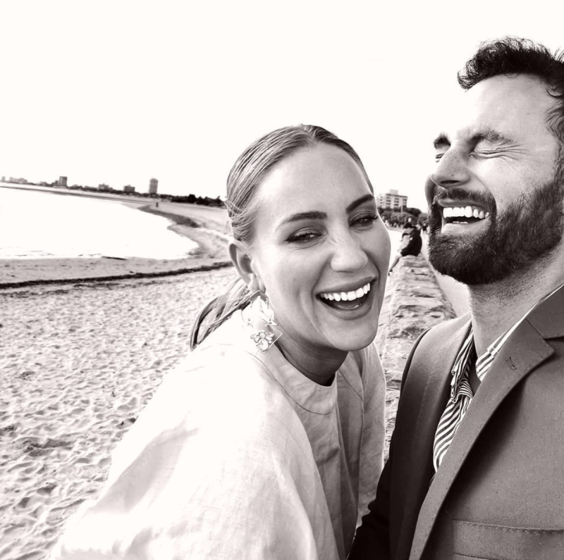 married at first sight cameron and jules wedding