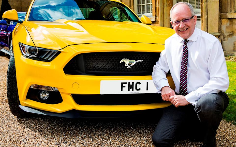 Andy Barratt has stepped down after 40 years at Ford