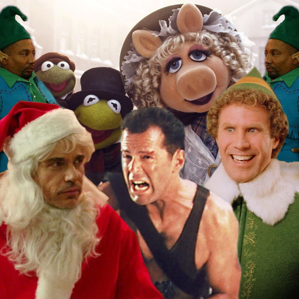 <p>It's the time of year to sit around watching films and eating your weight in chocolate! Here's our (very subjective) ranking of the very best yuletide flicks ever. We don't even agree with ourselves about the order, by the way, so don't even. </p>
