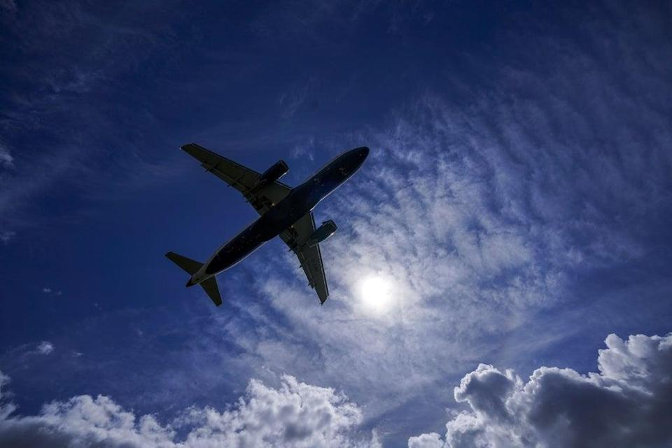 Travel spending dropped heavily during lockdown. (Steve Parsons/PA) (PA Wire)