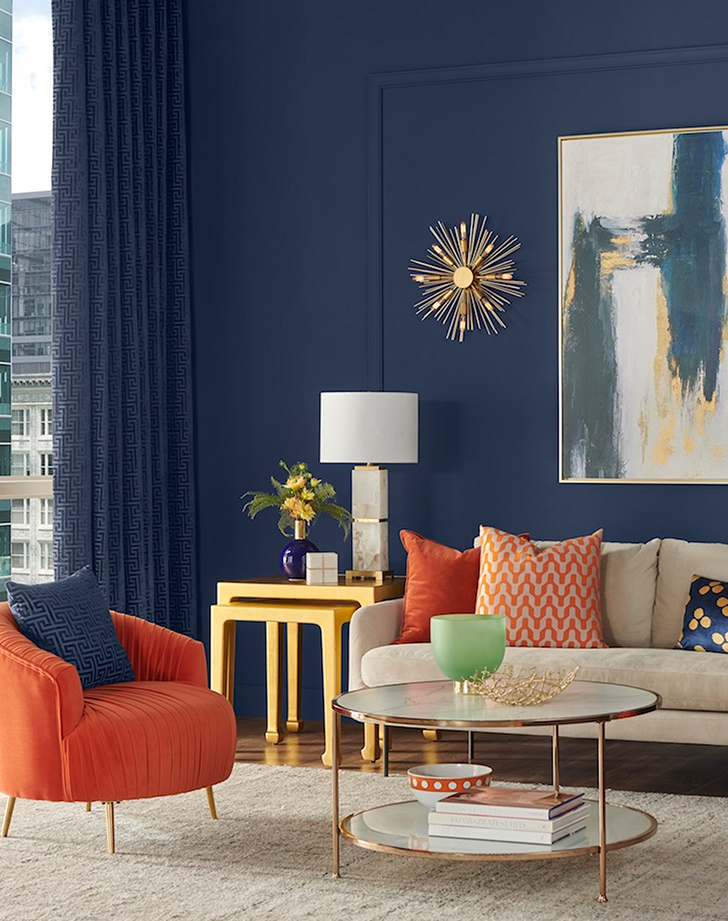 16 Living Room Color Ideas To Suit Every Taste Seriously