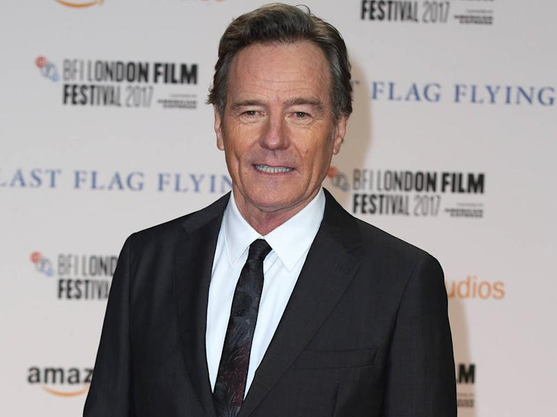 Bryan Cranston: 'Kevin Spacey is not a very good person'