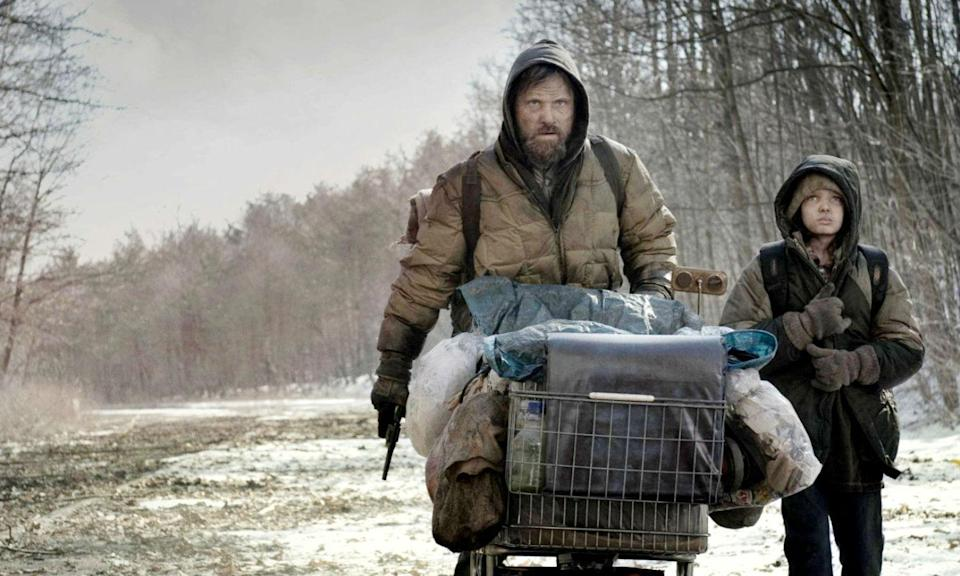 <p>Dir: John Hillcoat<br>This film is not as gory or violent as the other films in this list but there is something so dark and depressing about the journey of the man (Viggo Mortensen) and his boy, trying to survive in a post-apocalyptic world where cannibals are around every corner, that watching it again is a struggle in itself. </p>