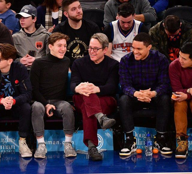 Matthew Broderick and Sarah Jessica Parker's 16-Year-Old Son