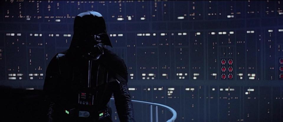 """It's one of the most famous lines in the entire <em>Star Wars</em> franchise, and we all get it wrong. Darth Vader never says this exact quote in <em>The Empire Strikes Back</em>. He's correcting Luke, who has other ideas about who his daddy is. """"No,"""" Darth tells him, """"<em>I</em> am your father."""" Leave out the """"no"""" and you lose the whole switcheroo aspect of Darth's revelation. For the music you're misremembering, here are <a href=""""https://bestlifeonline.com/misheard-song-lyrics/?utm_source=yahoo-news&utm_medium=feed&utm_campaign=yahoo-feed"""" rel=""""nofollow noopener"""" target=""""_blank"""" data-ylk=""""slk:30 Misheard Song Lyrics Everyone Gets Wrong"""" class=""""link rapid-noclick-resp"""">30 Misheard Song Lyrics Everyone Gets Wrong</a>."""