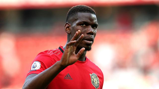 Paul Pogba is due to sit out a tough run of Manchester United matches after suffering a setback to his ankle injury.