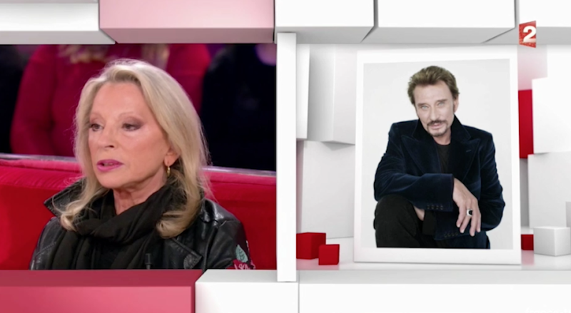 Véronique Sanson évoque la disparition du chanteur — Johnny Hallyday